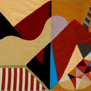 Composition Tapestry wool