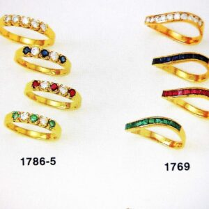 Rings River diamonds, Rubies, Sapphires, Emeralds in Gold K18handmade Price by sending an E mail the Nr. of the project (5)